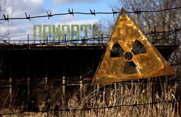 Strahlend bis heute: Auch 30 Jahre nach dem Atomunfall von Tschernobyl hält die Gefahr an.