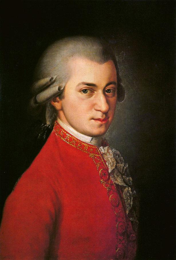Auch Mozart könnte ADHS gehabt haben.
