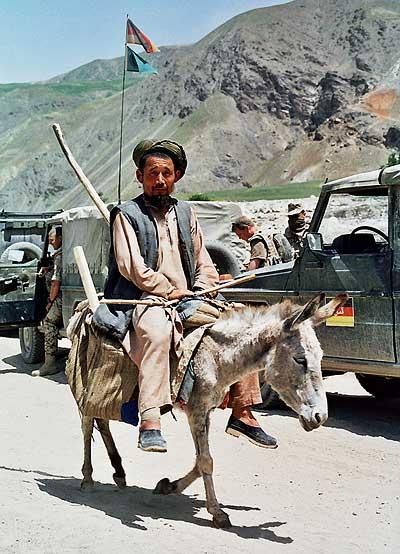 Die Deutschen sind beliebt in Afghanistan