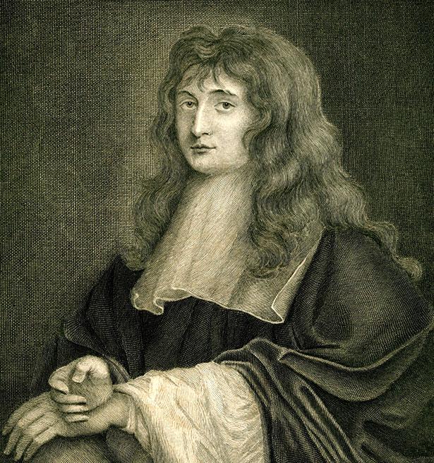 Porträt des berühmten Gelehrten Isaac Newton – auch er beschäftigte sich mit Alchemie.