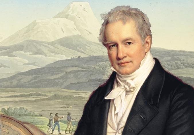 """<span class=""""img-caption"""">Alexander von Humboldt</span> <span class=""""img-copyright"""">© Stiftung Preußische Schlösser und Gärten Berlin-Brandenburg (Porträt)</span>"""
