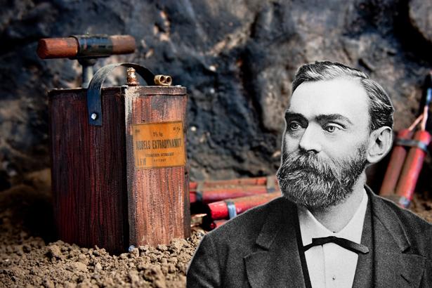 Zu Lebzeiten war Alfred Nobel als Erfinder des Dynamits bekannt. Weltberühmt aber wurde er mit der Eröffnung seines Testaments.