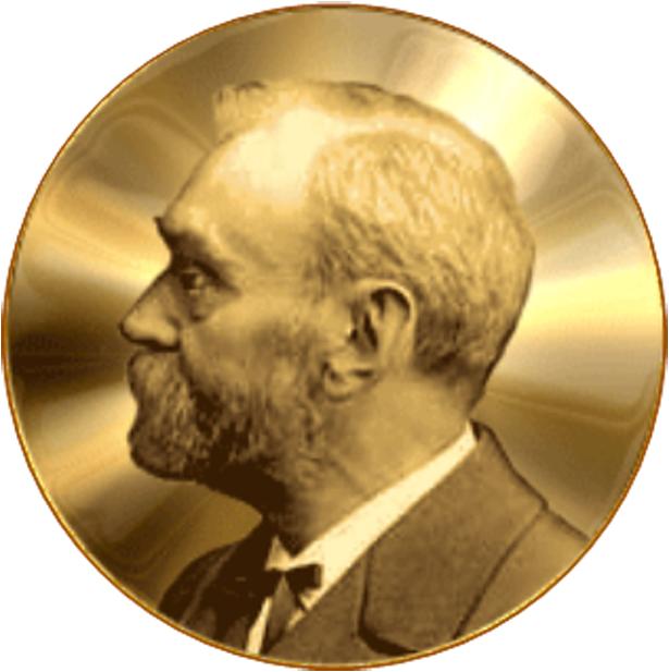 Die ersten Nobelpreise werden im Dezember 1901 verliehen.