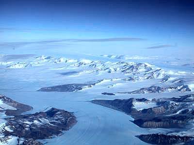 Antarktis schon bald wärmer?
