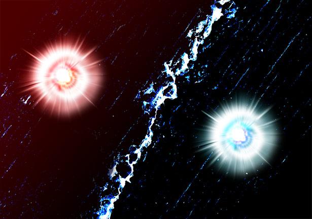 """Antimaterie - die Teilchen dieser """"Gegenwelt"""" sind noch immer kaum erforscht."""