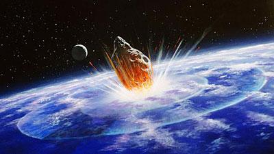 Asteroideneinschlag