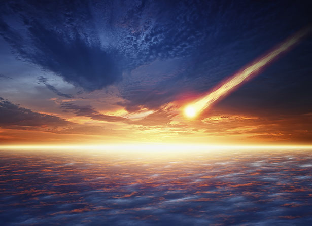Was wäre wenn - ein Asteroideneinschlag droht? Könnte die Menschheit die Katastrophe abwenden?