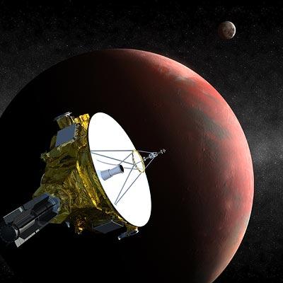 New Horizons soll auch die Atmosphäre des Pluto analysieren