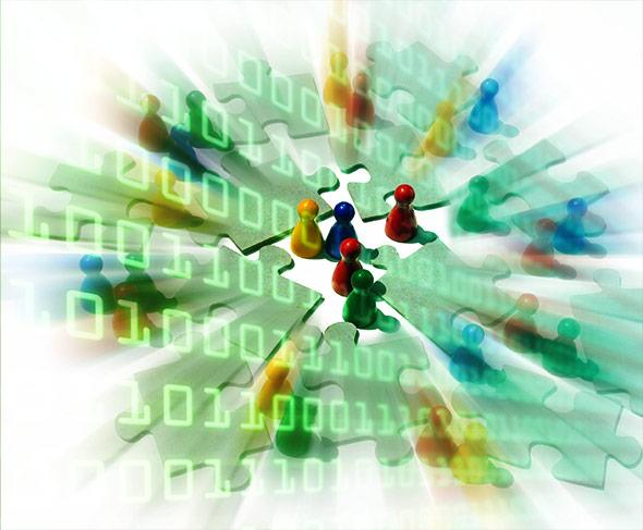 Big Data - die Analyse riesiger Datensätze eröffnet viele Chancen auf neue Erkenntnisse
