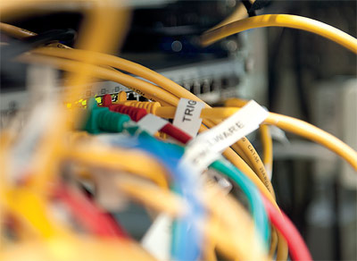 Vermeintlich leicht zu kapernde Netzwerk-Komponenten dienen als Köder