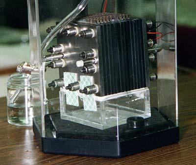 Methanol-Brennstoffzelle