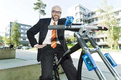 Drahtlose Fahrradbremse