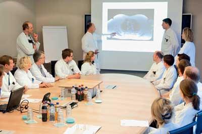 Entzündungsklinik am Uniklinikum Schleswig-Holstein