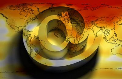 E-Mail-Anfragen als Waffe im Klimastreit?