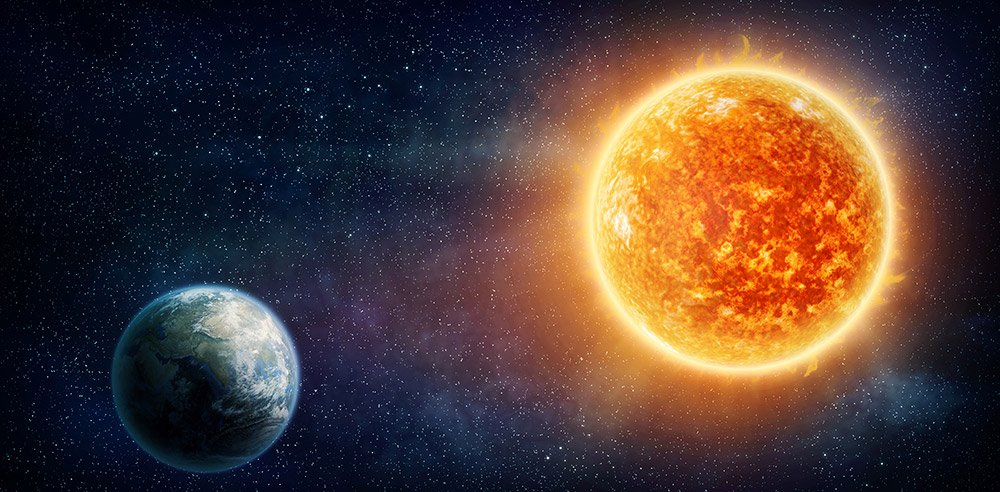 Wie sieht die Zukunft unsere Sonne aus – und damit auch die unseres Planeten? © egal/iStock