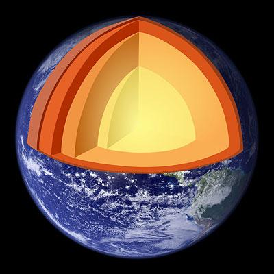 """In vielem noch immer """"Terra inkognita"""": das Innere der Erde"""