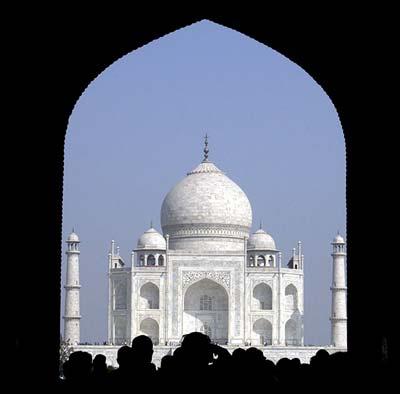 Der Taj Mahal