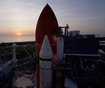 Ende einer Ära: die Shuttle-Startrampe wird in Zukunft nicht mehr gebraucht
