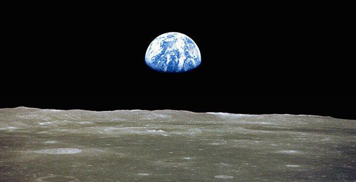 Was wäre, wenn es den Erdmond nicht gäbe? © NASA