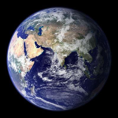 Die Erde - ein Planet der Vielfalt