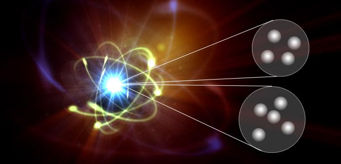 Teilchenphysiker entdecken immer mehr exotische Teilchen mit mehr als drei Quarks © iStock/ scinexx