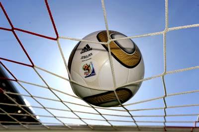 WM-Ball im Netz