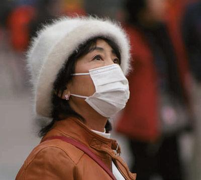 Zu viel Feinstaub gibt es nicht nur in Chinas Großstädten - auch in Europa liegen die Werte zu hoch