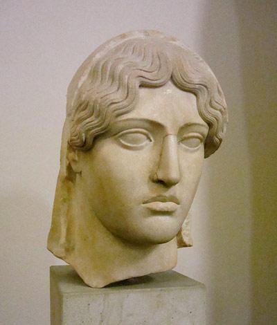 Aspasia von Milet (Büste)