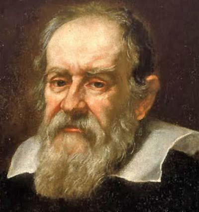 Galileo Galilei – Porträt von Justus Sustermans