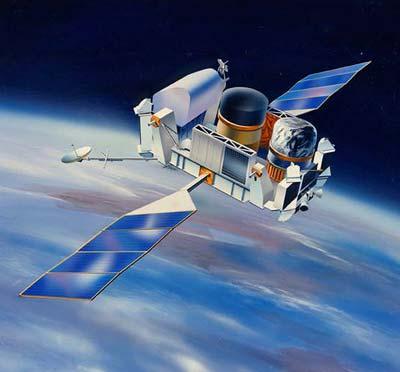 Das Compton- Gammastrahlen- Observatorium der NASA