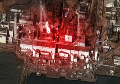 Strahlen wird das Atomkraftwerk und seine Umgebung noch jahrelang