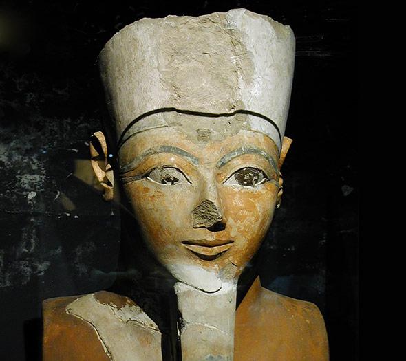 Pharaonin Hatschepsut starb an Krebs - und sie war nicht der einzige prominente Krankheitsfall im alten Ägypten.