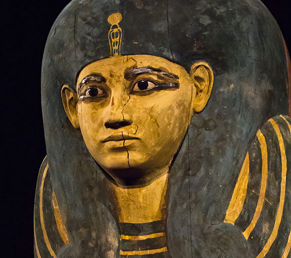 Die Pharaonentochter Ahmose-Meryet-Amun hatte gleich zwei verstopfte Gefäße am Herzen.
