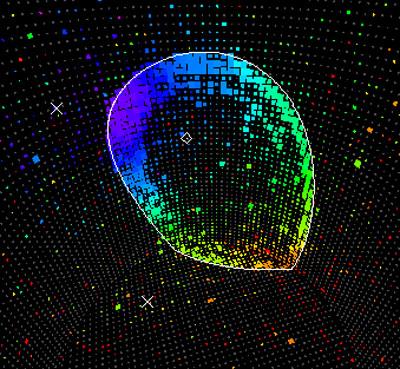 Dieses Lichtsignal zeigt die Existenz eines Neutrinos an