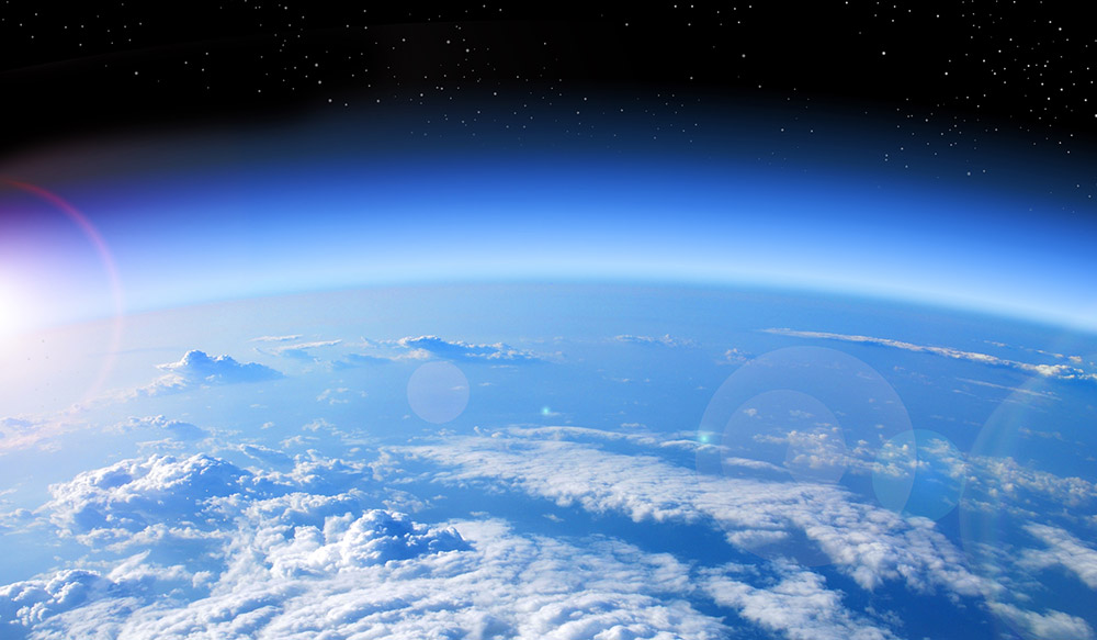 Schwefel-Aerosole könnte die Erdatmosphäre kühlen – aber zu welchem Preis? © studio023/ Getty images