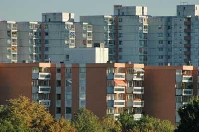 Durch die Sanierung von Altbauten kann bis zu 80 Prozent Energie eingespart werden