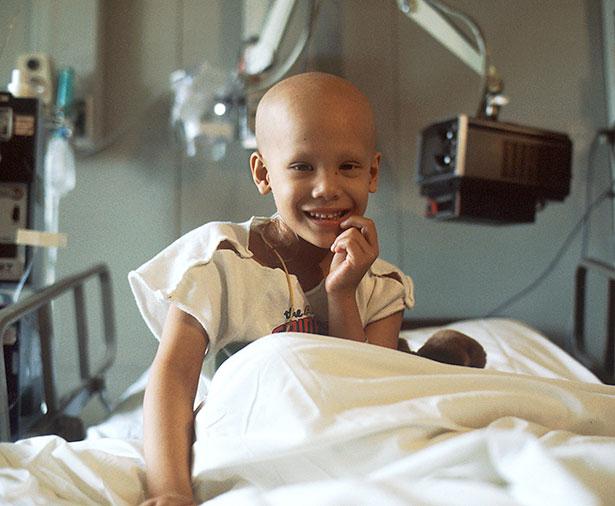 Chemotherapie ist pures Gift - für Krebszellen und normale Zellen.