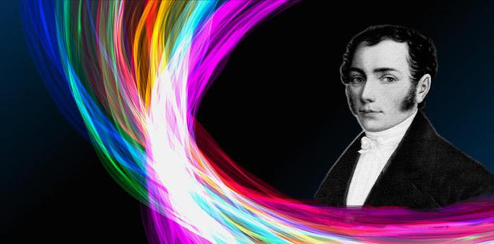 Joseph von Fraunhofer trieb grundlegende Entwicklungen im Bereich der Optik und der Astronomie voran.