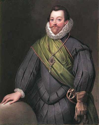 Ein englischer Held - Francis Drake