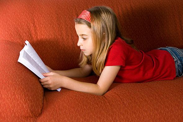 Lesen ist heute eine der wichtigsten Alltags-Fähigkeiten
