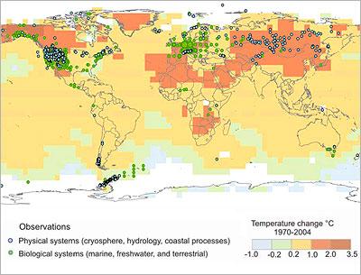 IPCC: Klimafolgen weltweit