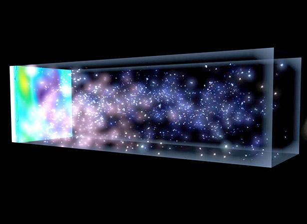 Dichteschwankungen im frühen Universum sind der Ursprung der heutigen Materieverteilung - und lassen sich an der Hintergrundstrahlung ablesen.