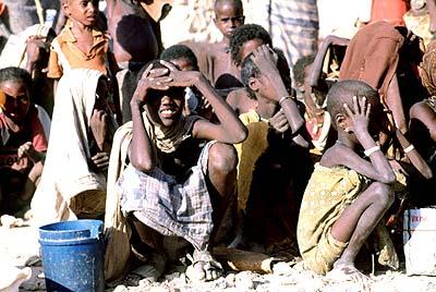 Hungersnöte werden häufiger