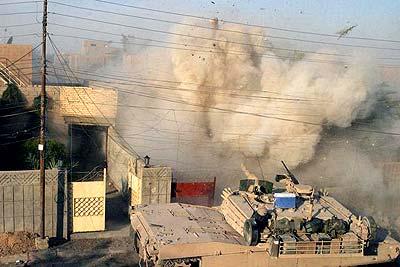 Kämpfe in Fallujah