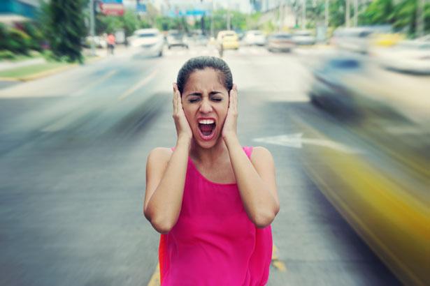 Ständiger Lärm kann unseren Körper und unsere Psyche belasten.