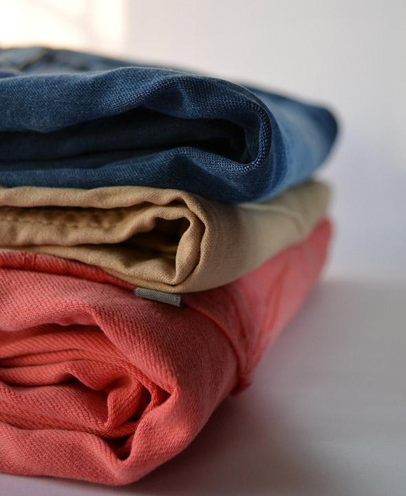 Farbenfrohe Kleidung kann einige Giftstoffe enthalten