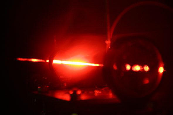 Laserlicht - ein heute fast schon unverzichtbares Werkzeug