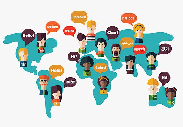 Weltweit gibt es rund 6.000 verschiedene Sprachen. Doch einige davon sind heute vom Aussterben bedroht.