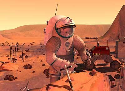 Zukünftige Mars-Astronauten profitieren von den Mars-500 Erfahrungen