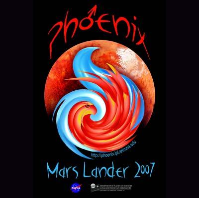 Logo der Phoenix Mission